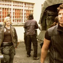 Battlestar Galactica Resistance