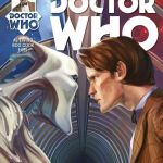 """""""Doctor Who: The Eleventh Doctor"""" #4 and #5"""