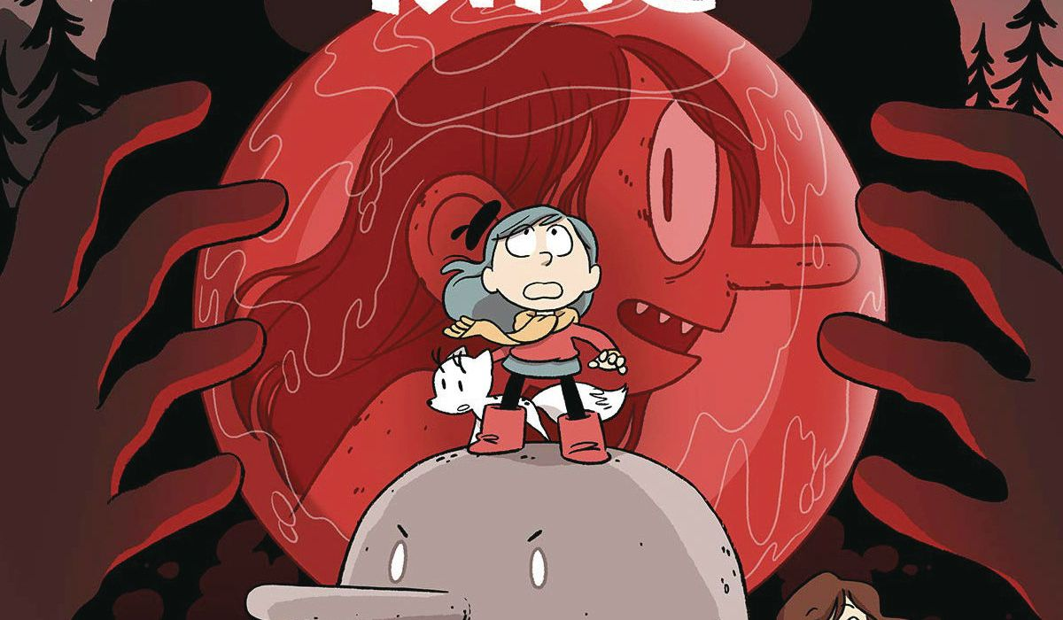 Hilda and the Mountain King featured