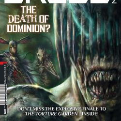 Judge Dredd Megazine 409 Featured