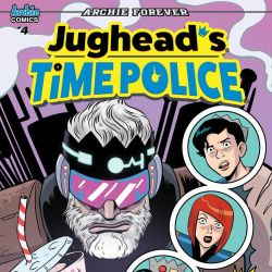 Jughead's Time Police 4 Featured