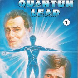 Quantum Leap Comic Featured