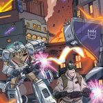 """""""Transformers/Ghostbusters"""" #1"""