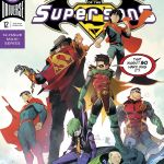 """""""Adventures of the Super Sons"""" #12"""