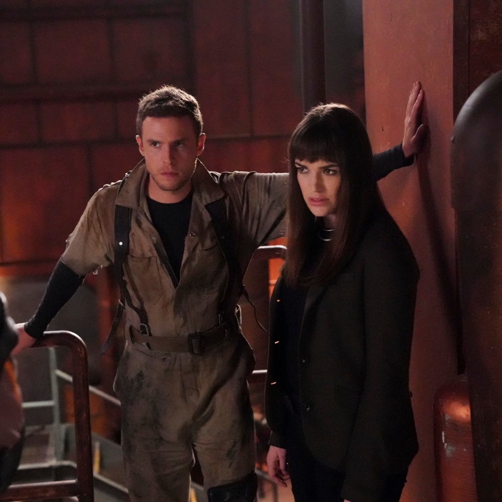 "Five Thoughts on Agents of S.H.I.E.L.D.'s ""Collision Course (Part 2)"""