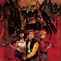 Archie vs. Predator 2 #1 Featured