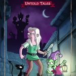 "Matt Groening Launches Bapper Books With ""Disenchantment: Untold Tales"""
