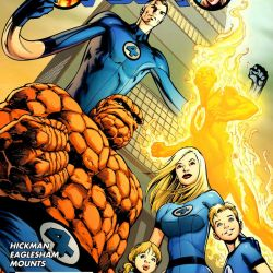Fantastic Four 570 Featured