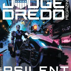 Judge Dredd Megazine 410 Featured