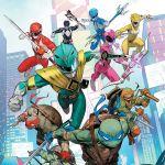 "SDCC '19: BOOM! Studios Announces ""Mighty Morphin Power Rangers/Teenage Mutant Ninja Turtles"""