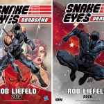 "SDCC '19: Rob Liefeld to Write and Draw ""Snake Eyes: Deadgame"""