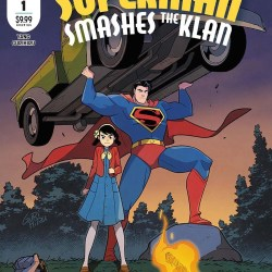 Superman Smashes the Klan 1 Featured