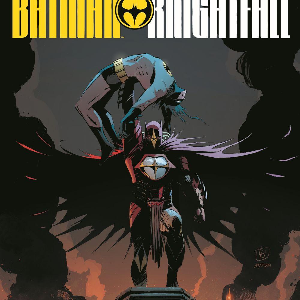 """Tales from the Dark Multiverse: Batman: Knightfall"" #1"