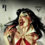 "SDCC '19: ""Vengeance of Vampirella"" Returns in October from Dynamite Entertainment"