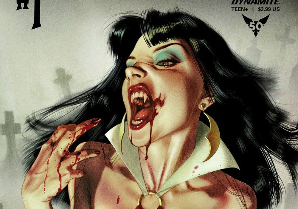 Vengeance of Vampirella 1 Featured