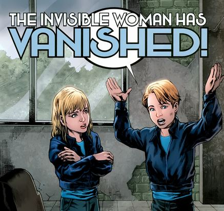 X-Factor 200 invisible woman has vanished