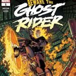 """SDCC '19: Marvel Announces """"Beware the Ghost Rider"""" and Others for October"""