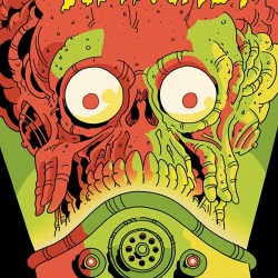 Mars Attacks TPB by Chris Schweizer