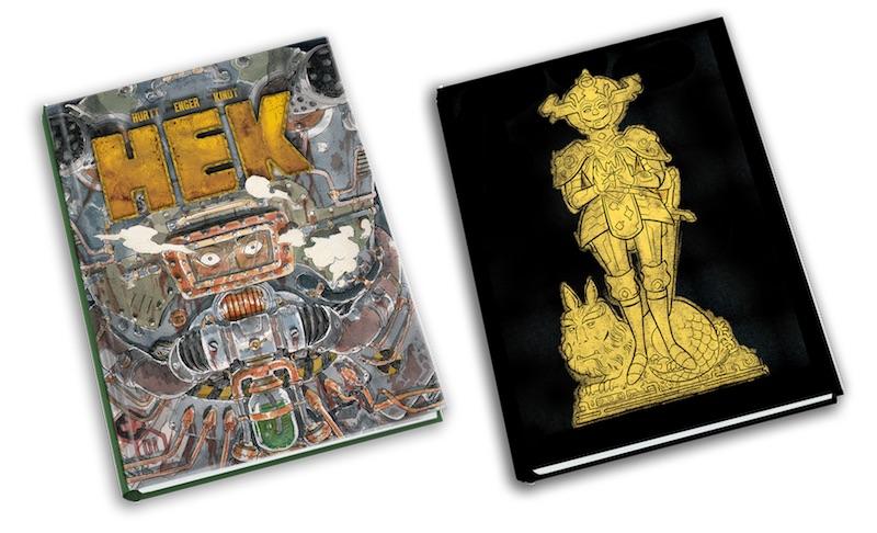 Kindt, Hurtt, and Enger launch HEK Studio, Kickstart New Treasury