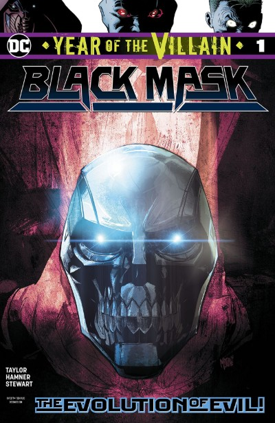 """""""Year of the Villain: Black Mask"""" #1"""