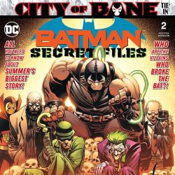 Batman Secret Files 2 Featured