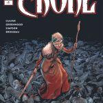"""Crone"" Strides into Battle at Dark Horse Comics"