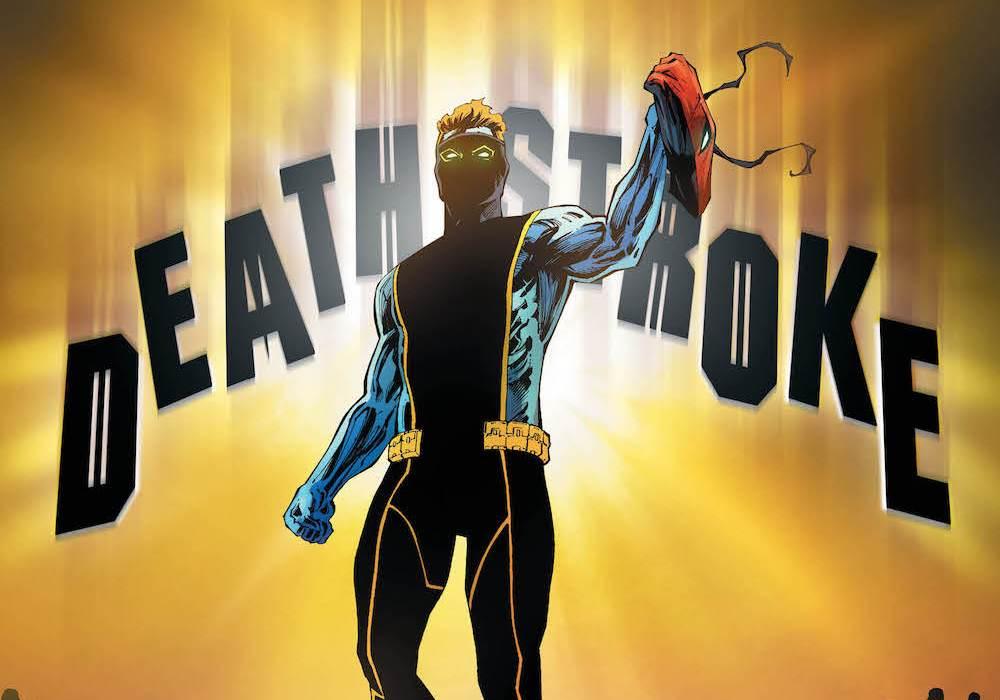 Deathsroke 46 Featured