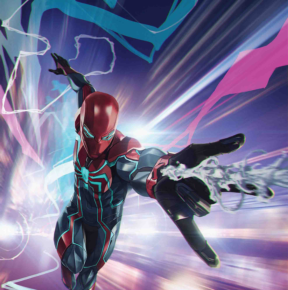 "Exclusive Preview: ""Marvel's Spider-Man: Velocity"" #1"