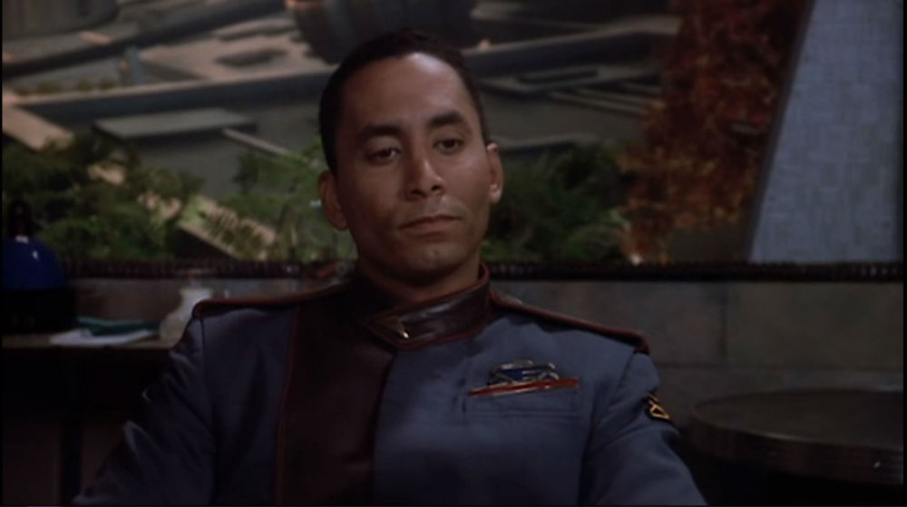 """Five Thoughts on Babylon 5's """"In the Shadow of Z'Ha'Dum"""""""