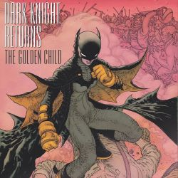 Dark Knight Returns The Golden Child #1 featured