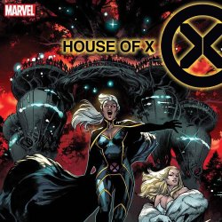 House of X #6 Featured