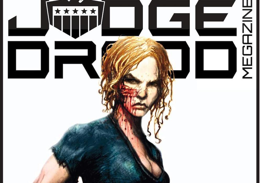 Judge Dredd Megazine 412 Featured