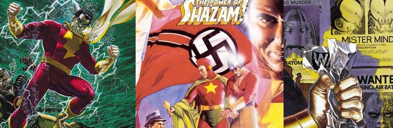 Power of Shazam 34 Starman 39 Power of Shazam 39