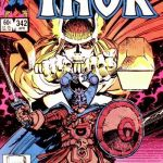 """The Mighty Thor"" 341-345"