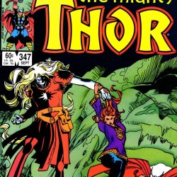 The Mighty Thor 347 featured