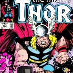 """The Mighty Thor"" #349-355"