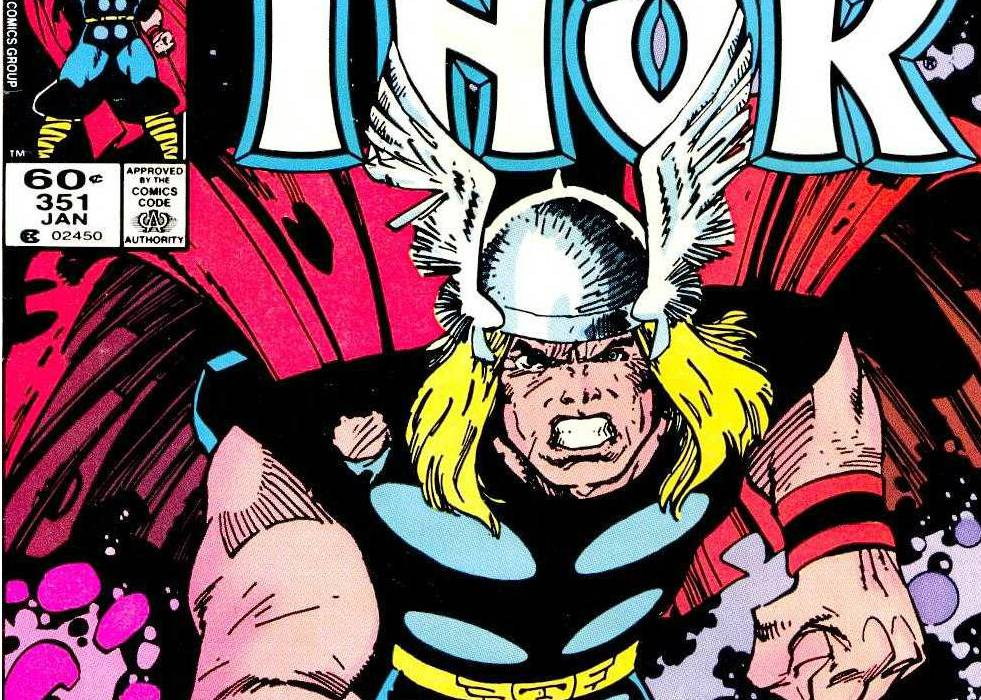 The Mighty Thor 351 featured