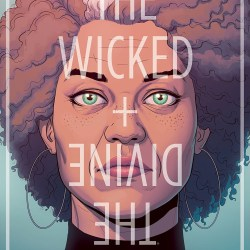 Wicked and Divine 45 Feature