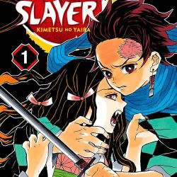 Demon Slayer Vol 1 Featured