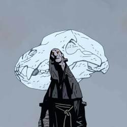 Feature: Frankenstein Undone #1 (Mignola cover)
