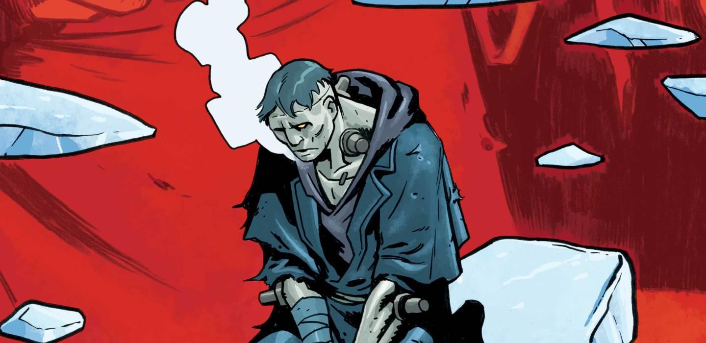 Feature: Frankenstein Undone #1 (Stenbeck cover)