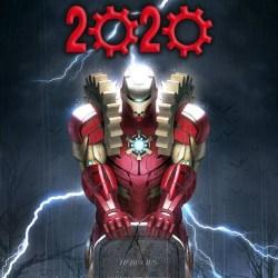 Iron Man 2020 InHyuk Lee Featured