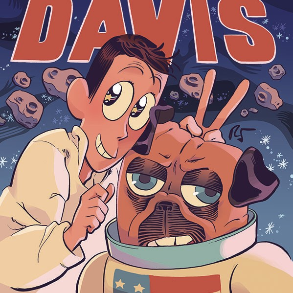Pug Davis by Rebecca Sugar