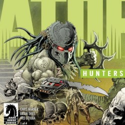 Predator Hunters III Variant Featured