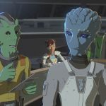 """Five Thoughts on <i>Star Wars: Resistance</i>'s """"The Engineer"""""""