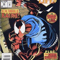 Tom Lyle Scarlet Spider Featured
