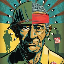 La Voz de M.A.Y.O.: Tata Rambo by J Gonzo