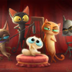 """First Second Books and Baobab Studios Announce """"Intercats"""""""