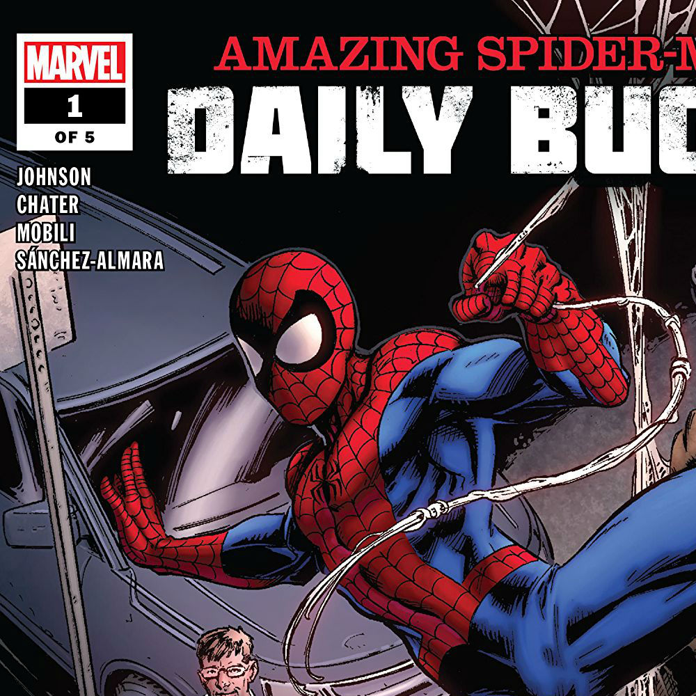 """Amazing Spider-Man: The Daily Bugle"" #1"