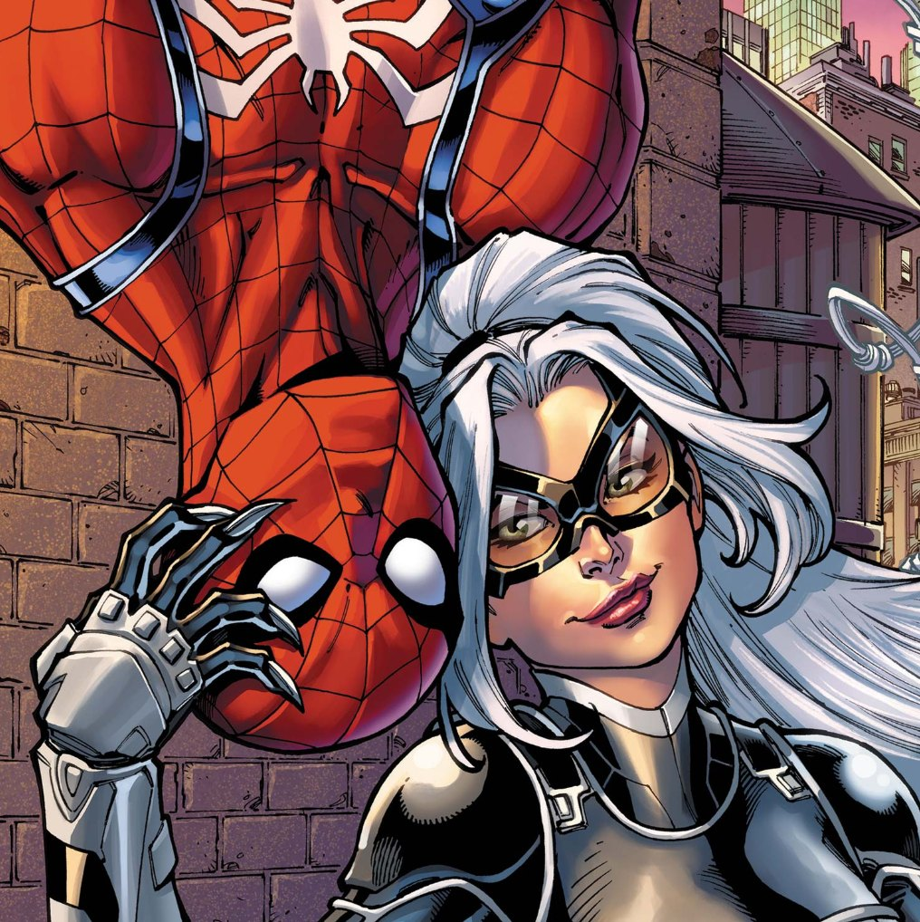 """Spider-Man: The Black Cat Strikes"" #1"